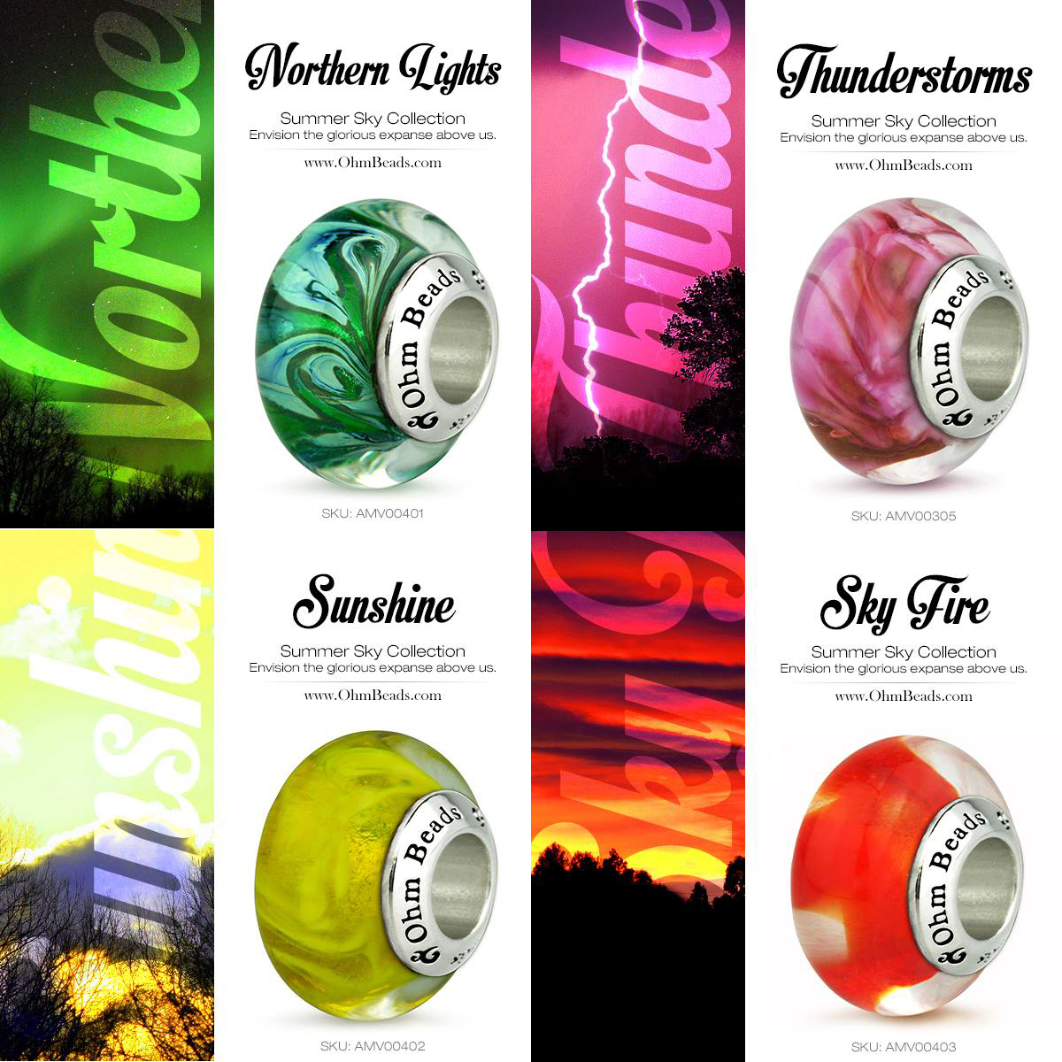 Ohm Beads LE Summer Sky Review