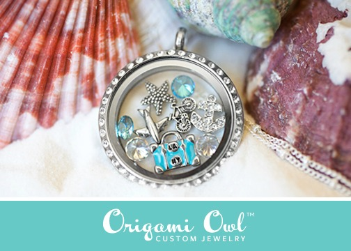 4,000 Likes Origami Owl Giveaway