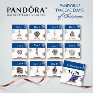 pandora-12-days-of-christmas-promo