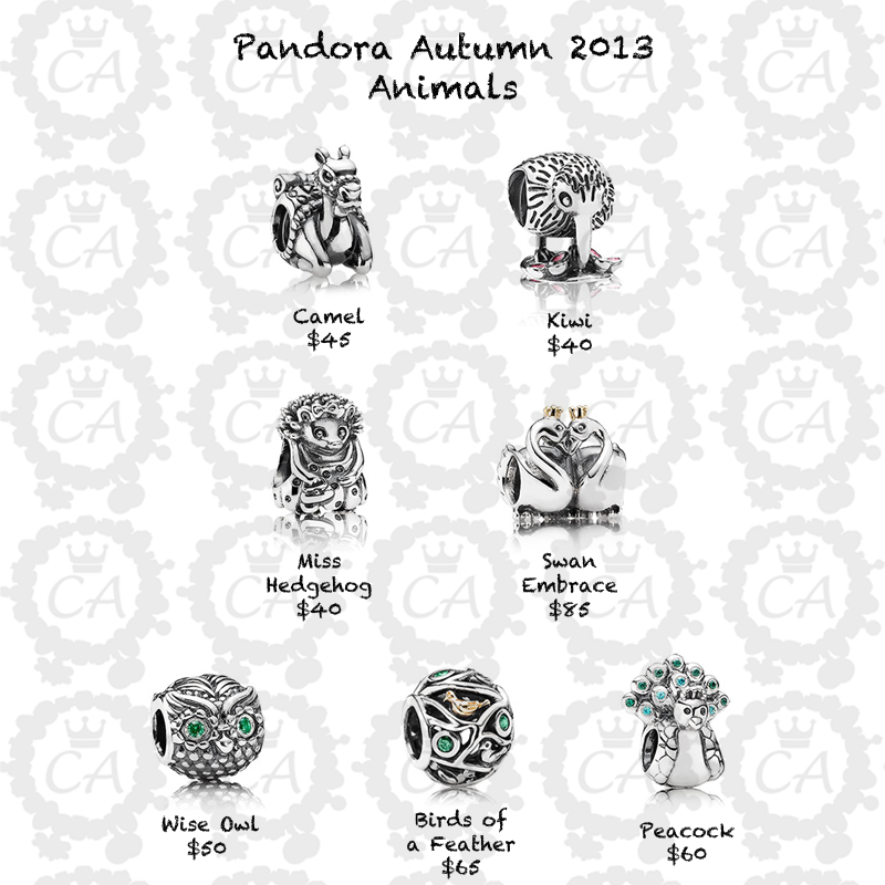 Pandora - покупаем и хвастаемся! №13 - Страница 2 Pandora-autumn-2013-animals