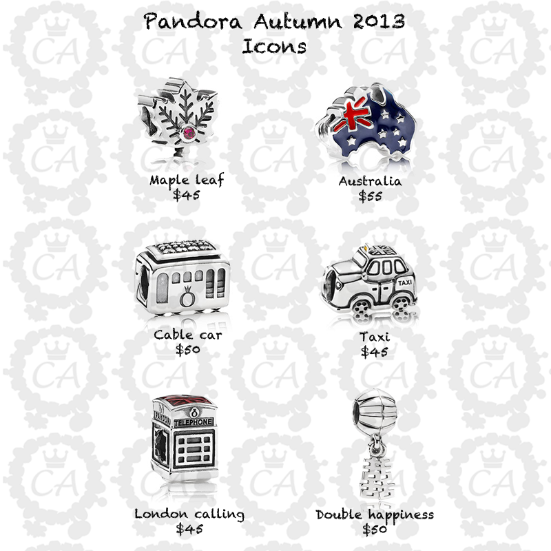 pandora bracelet with charms price