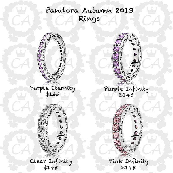 Pandora Earrings Price: Pandora Autumn 2013 Jewelry Prices And Live Shots