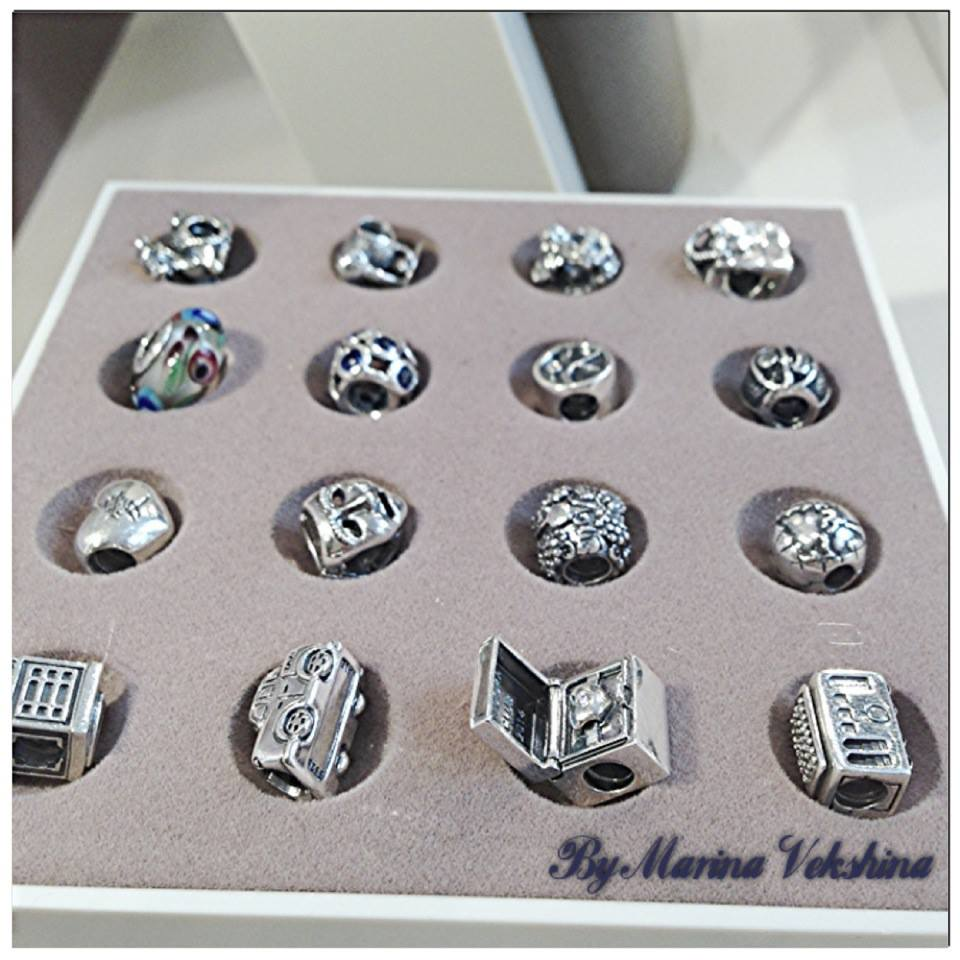 Pandora Autumn 2013 Collection Prices and More Live Shots Charms