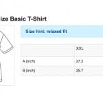 W Plus Size T-Shirt