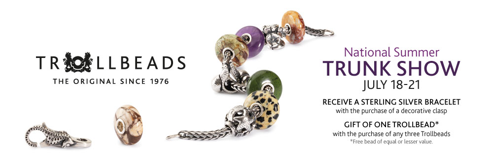 Goldmine Trollbead Boutique Summer Trunk Show
