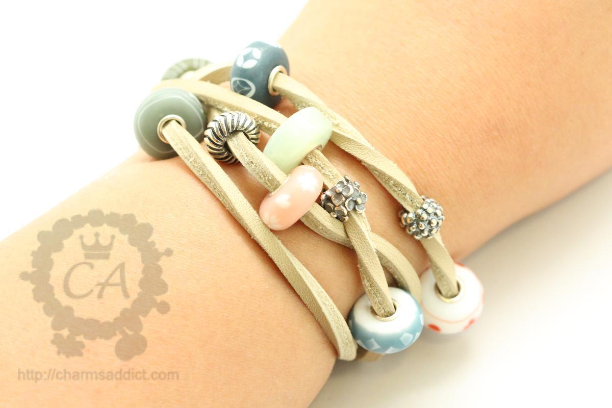 Trollbeads Leather Bracelets Review