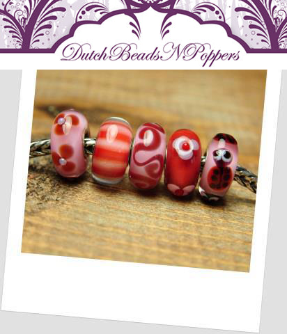 DutchBeadsNPoppers by Evelien Pauw
