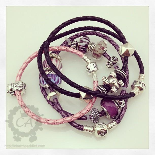 Pandora Jewelry Coupons Printable: Pandora UK Leather Bracelet Promo
