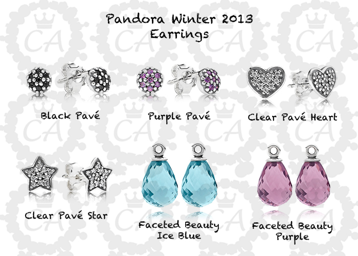 Pandora Winter 2013 Jewelry Preview Charms Addict