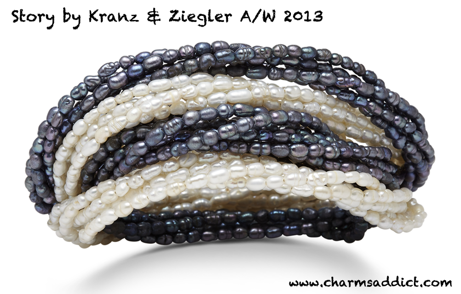 Story by Kranz & Ziegler Brown Pearl Bracelet