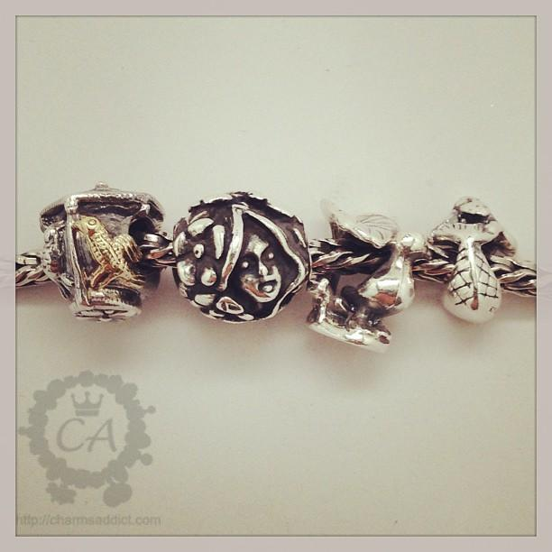 Trollbeads Hans Christian Andersen Collection