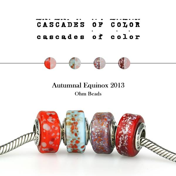 Ohm Beads LE Cascades of Color Collection