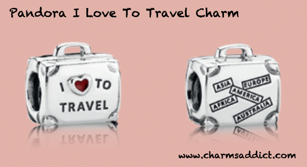 Pandora Travel Charms Canada