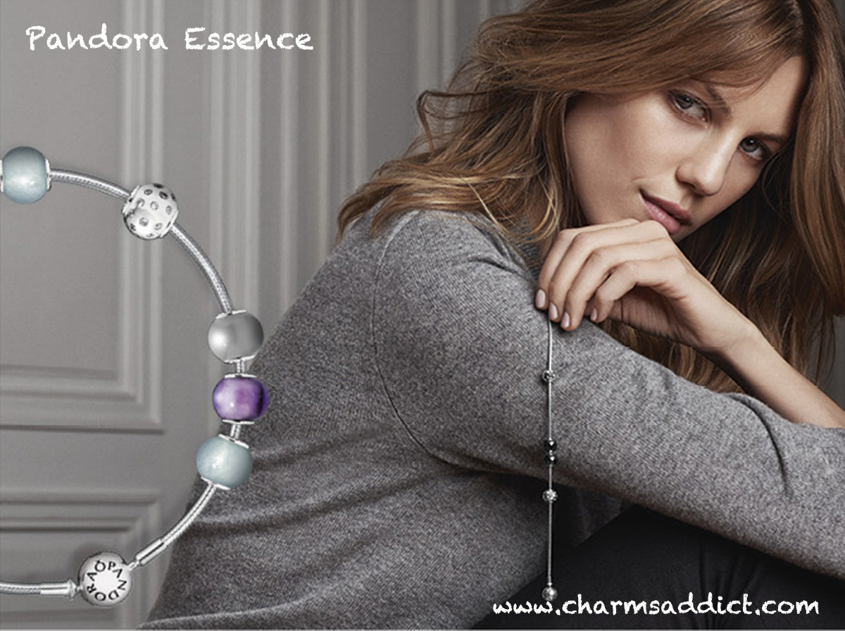 Official Pandora Essence Collection Press Release