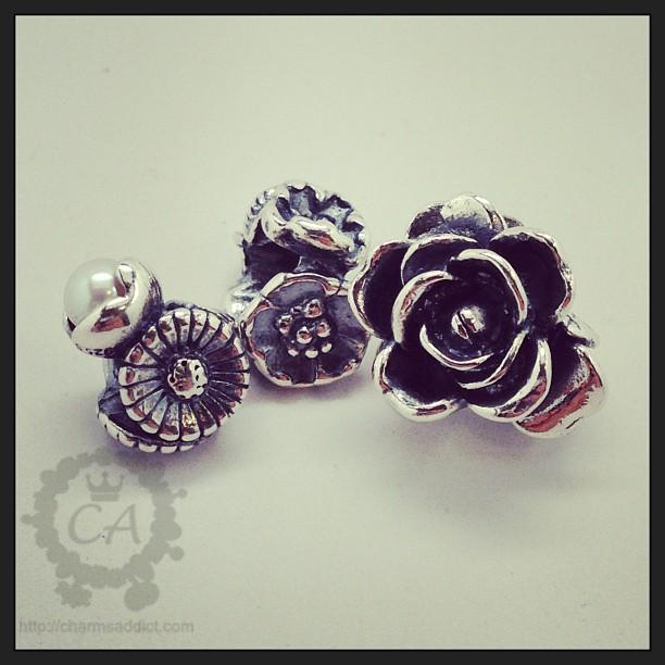 Trollbeads Flowers of the Month Review Part II – April to June