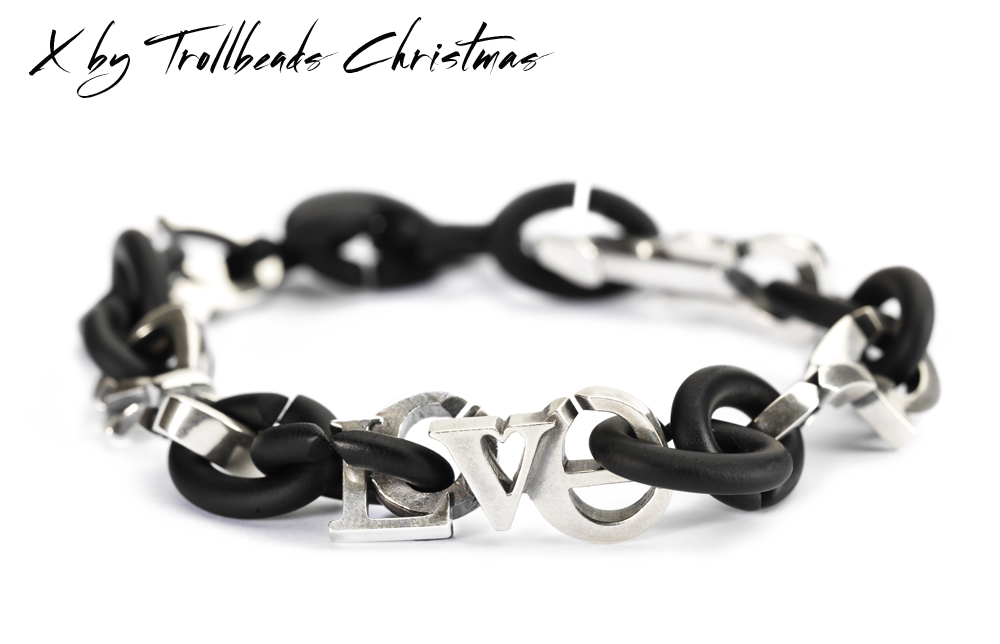 X by Trollbeads for Christmas
