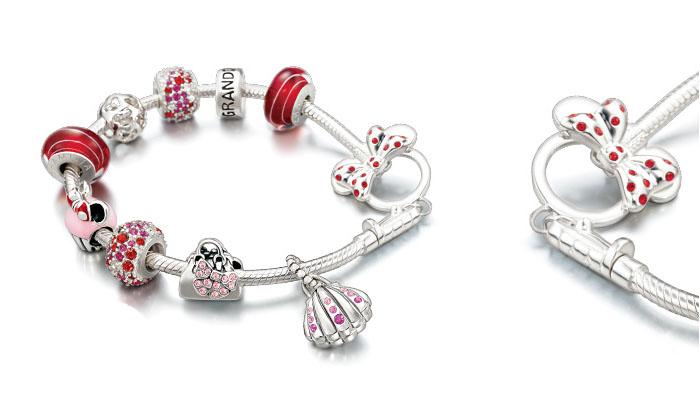 Chamilia season 4 winter 2013 release charms addict for Minnie mouse jewelry box