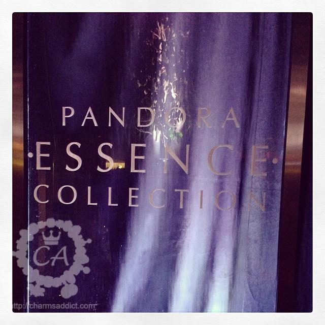 Pandora Essence Collection Launch Party