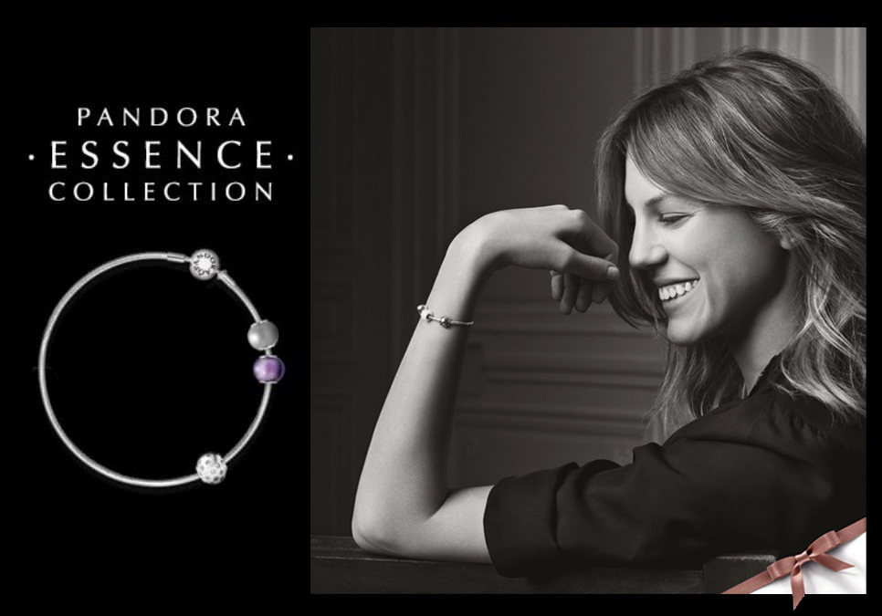Pandora Essence Collection Stability Charm