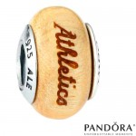 pandora-mlb-athletics-wood