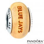 pandora-mlb-blue-jays-wood