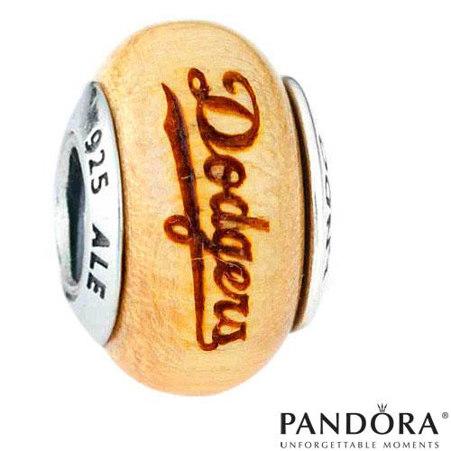 Pandora Jewelry Los Angeles: Pandora MLB Charms Released