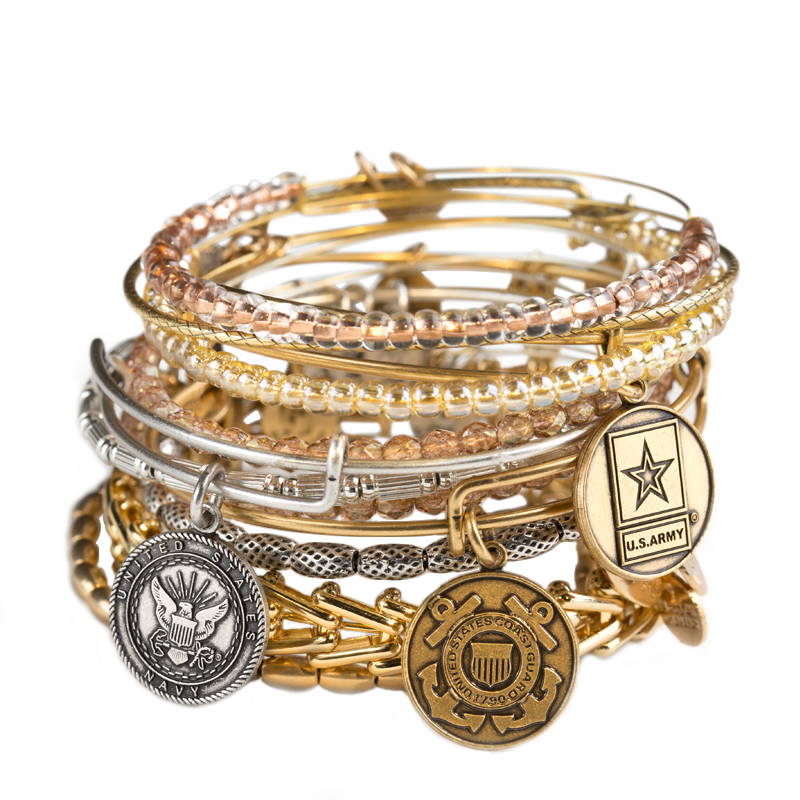 Alex and Ani – Armed Forces Collection
