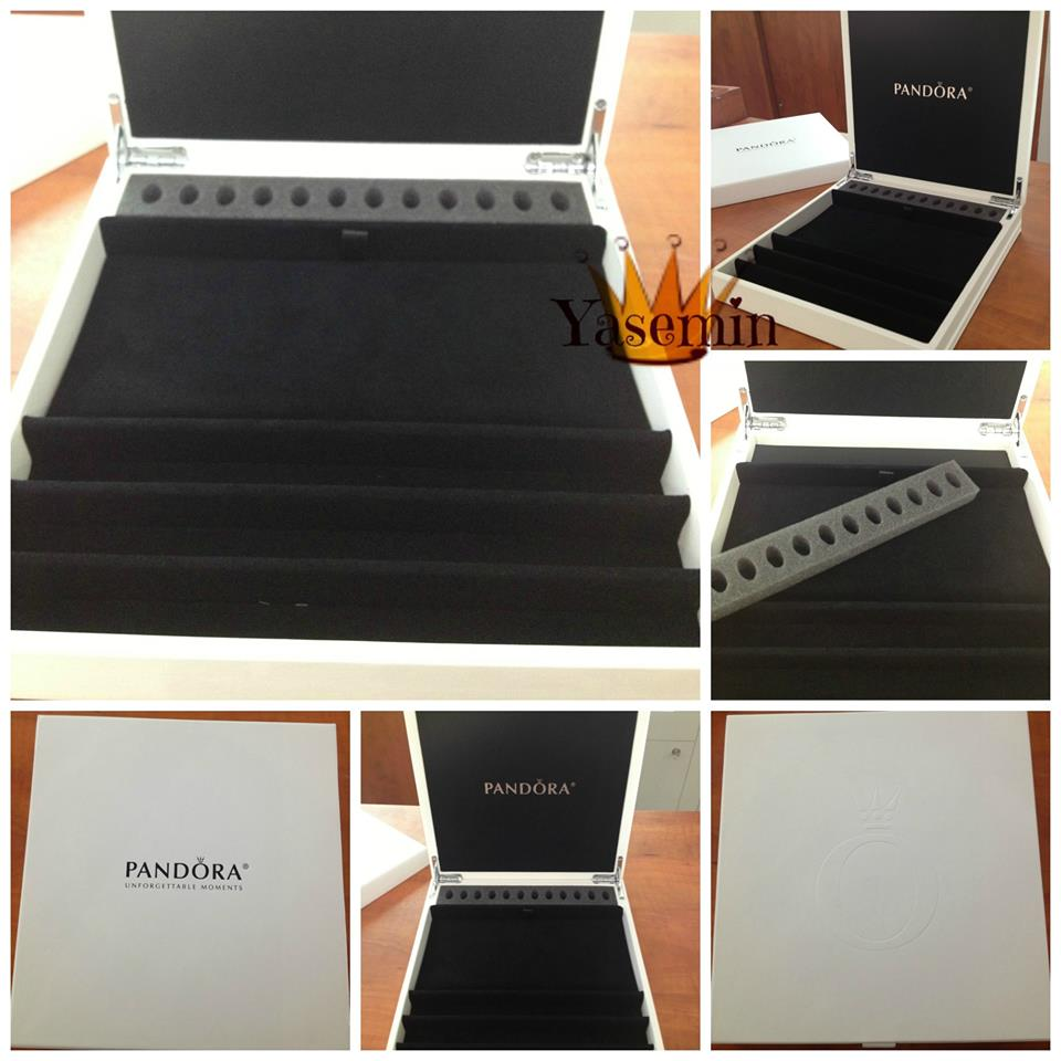 Jewelry Box For Pandora Charms: Pandora Winter 2013 Collection Official Release And 12