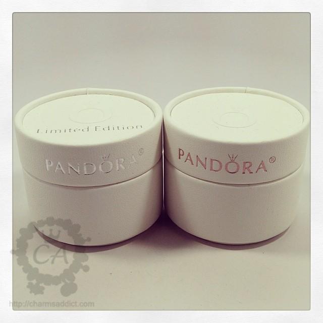 Pandora Black Friday Charm – Let It Snow