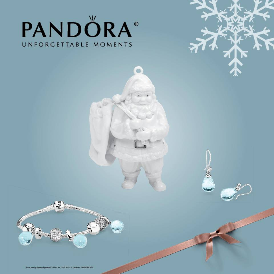 Pandora Christmas Promo Begins Charms Addict