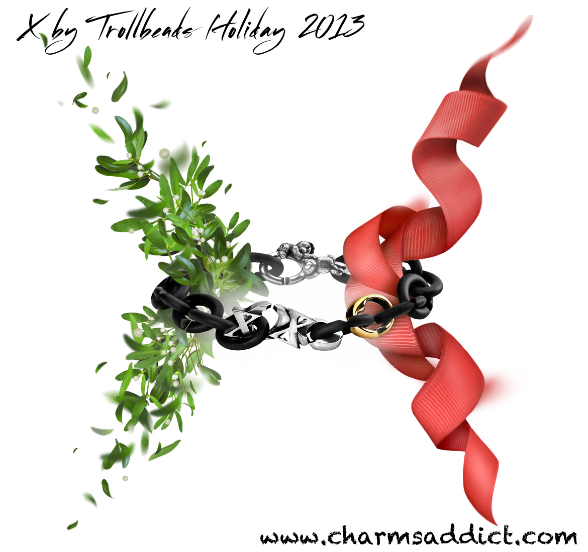 X by Trollbeads Holiday 2013 Release