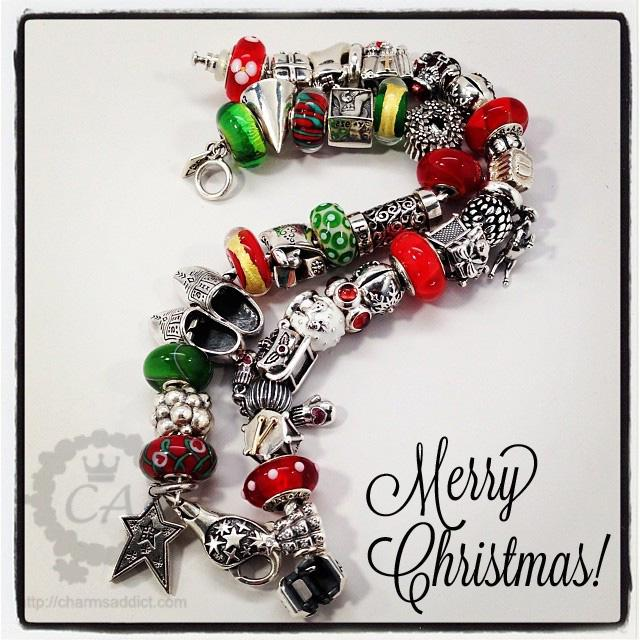 Merry Christmas and Bracelet Inspirations