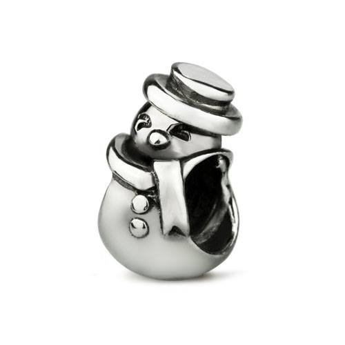 Ohm Beads Holiday LE Snowman GWP