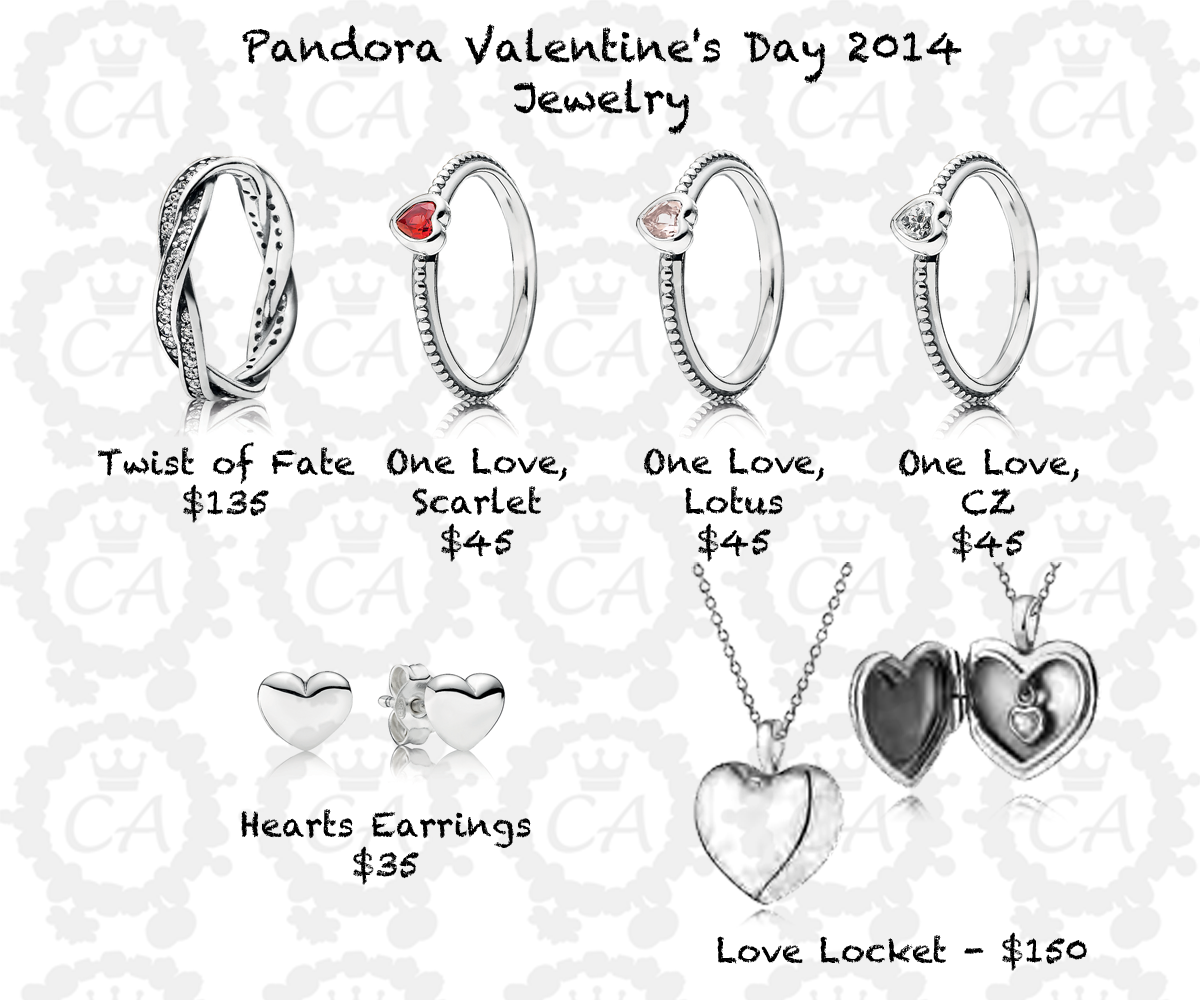 How Much Are Pandora Rings