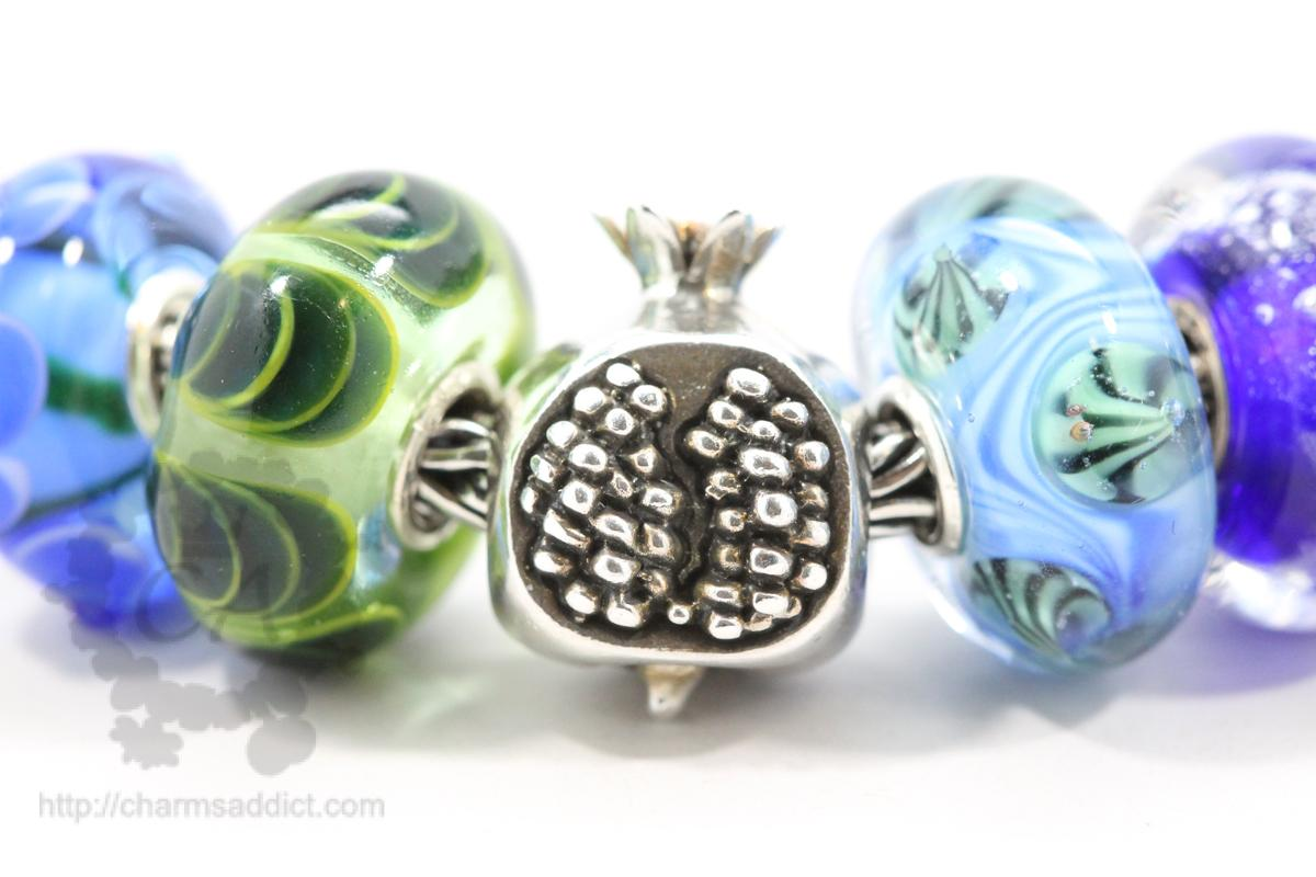 Trollbeads Le Elegant Christmas Kit Charms Addict