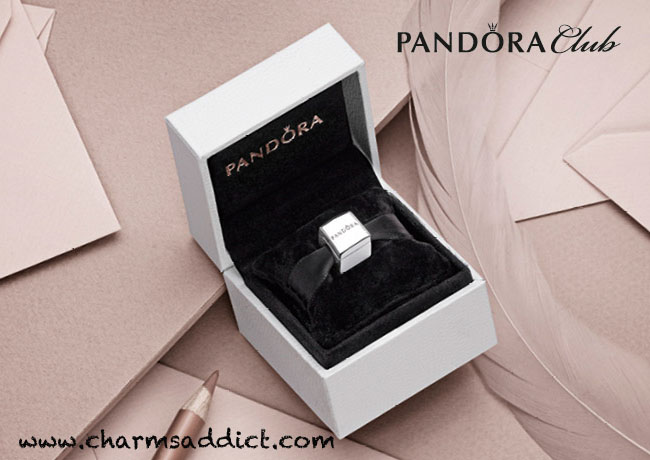Pandora Club Charm Officially Unveiled