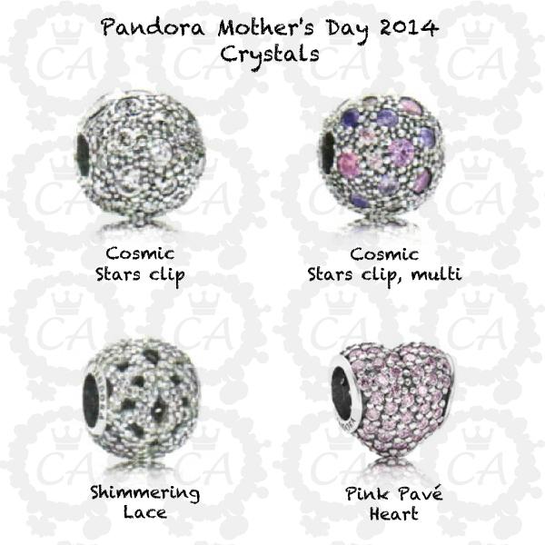 pandora mothers day