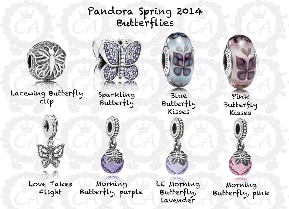 pandora silver and zirconia oval lights bead