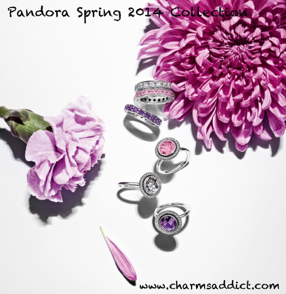 Pandora Spring 2014 Jewelry Preview