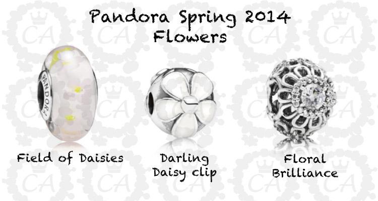 Pandora Spring 2014 Collection Sneak Peek