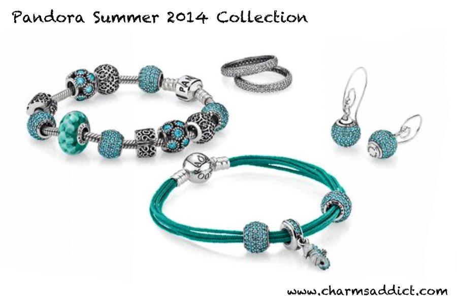 Pandora Summer 2014 Collection