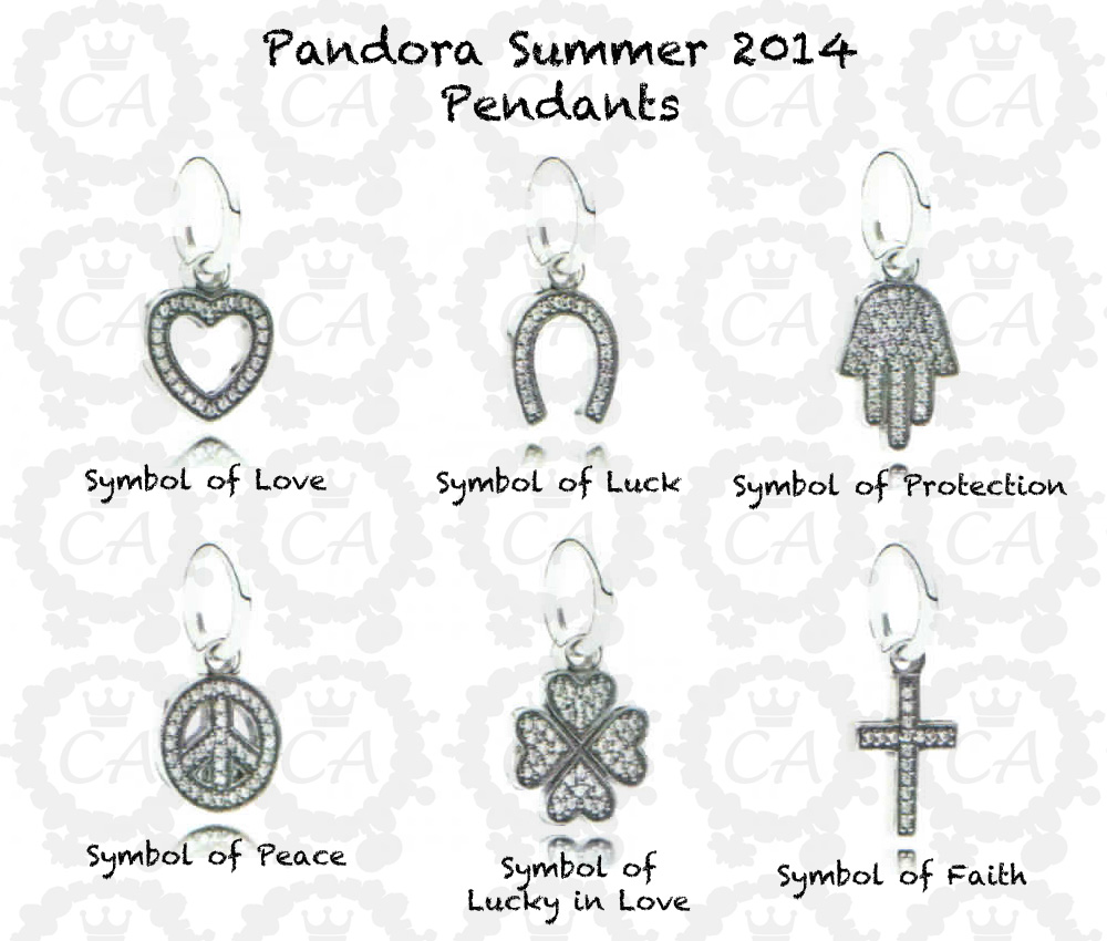Charms and their meanings pandora charms and their meanings buycottarizona Image collections