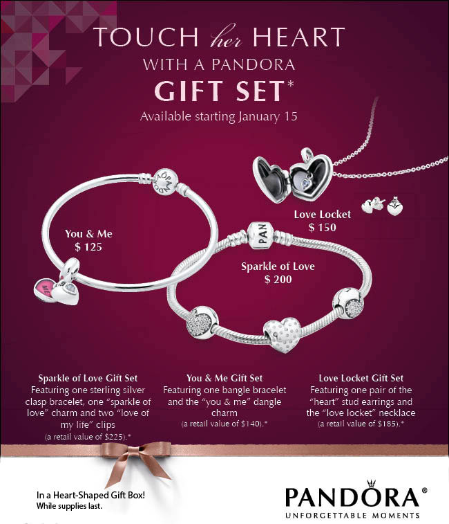 archived - pandora 2014 promotions | charms addict, Ideas
