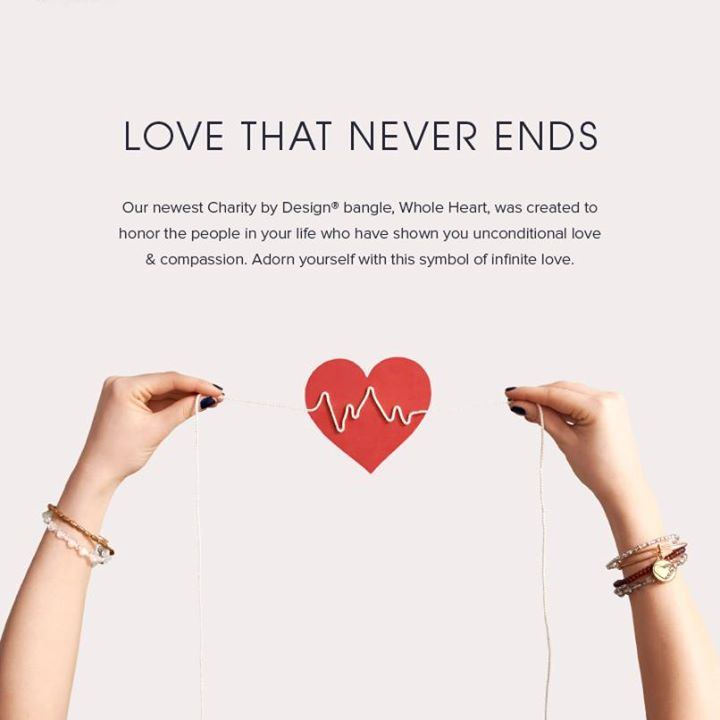 Alex and Ani – Whole Heart (Charity by Design)