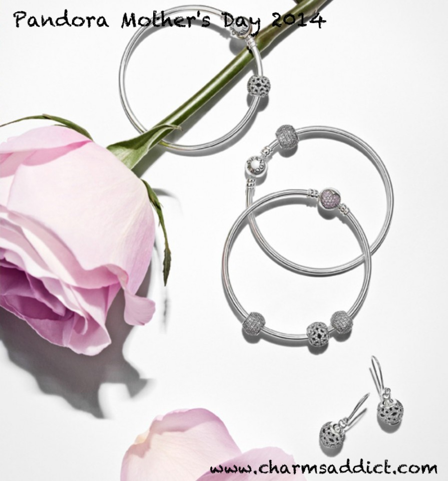 Upcoming Pandora Jewelry Promotions: Pandora Mother's Day 2014 US Promotions