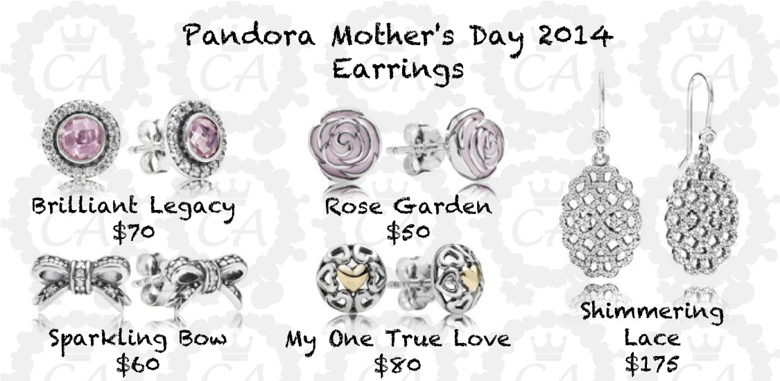 pandora s day 2014 collection prices charms addict