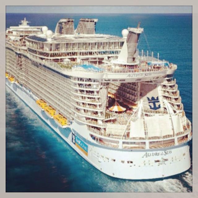 Pandora Cruise 2014 Itinerary