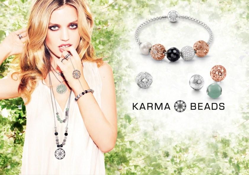 My first Thomas Sabo Karma bracelet