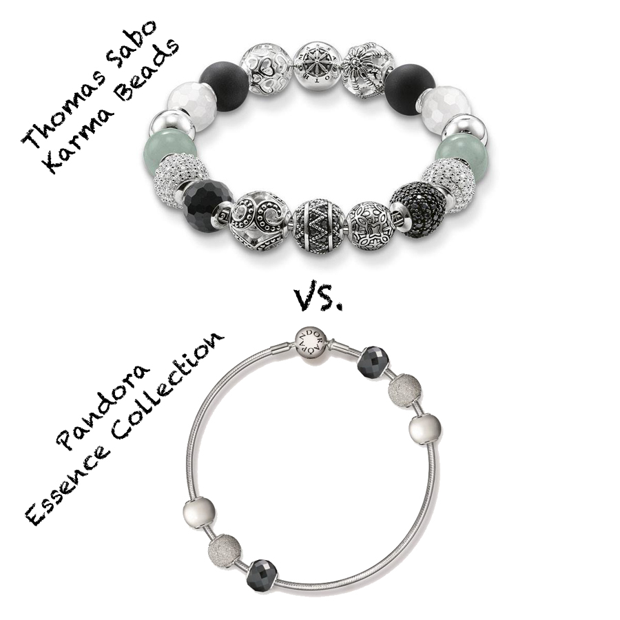 Thomas Sabo Karma Beads vs. Pandora Essence