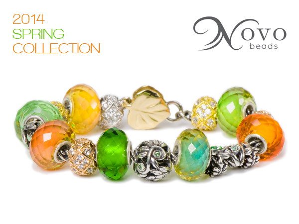 Novobeads Spring 2014 Collection